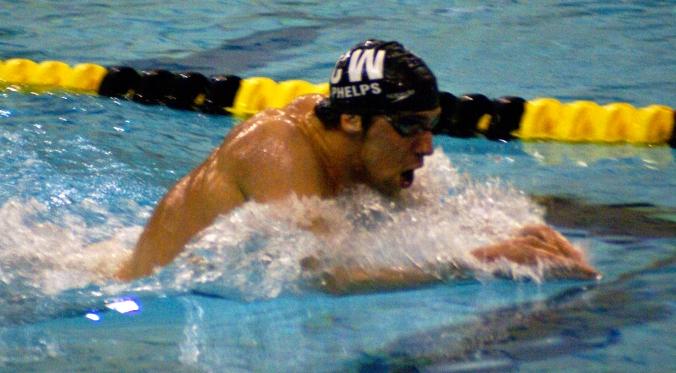 Michael Phelps Técnica Natación